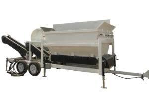 Portable Concrete Batching Plant 2CL-8-2 Swivel