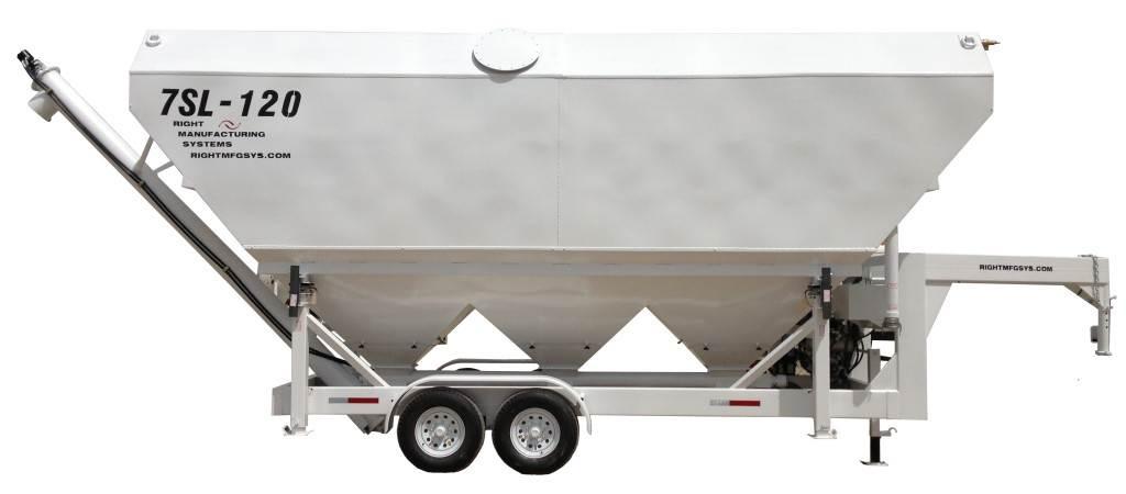 Portable Cement Silo 7SL-120