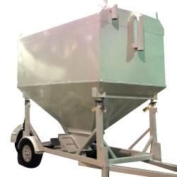Portable Cement Silo 7SL-30